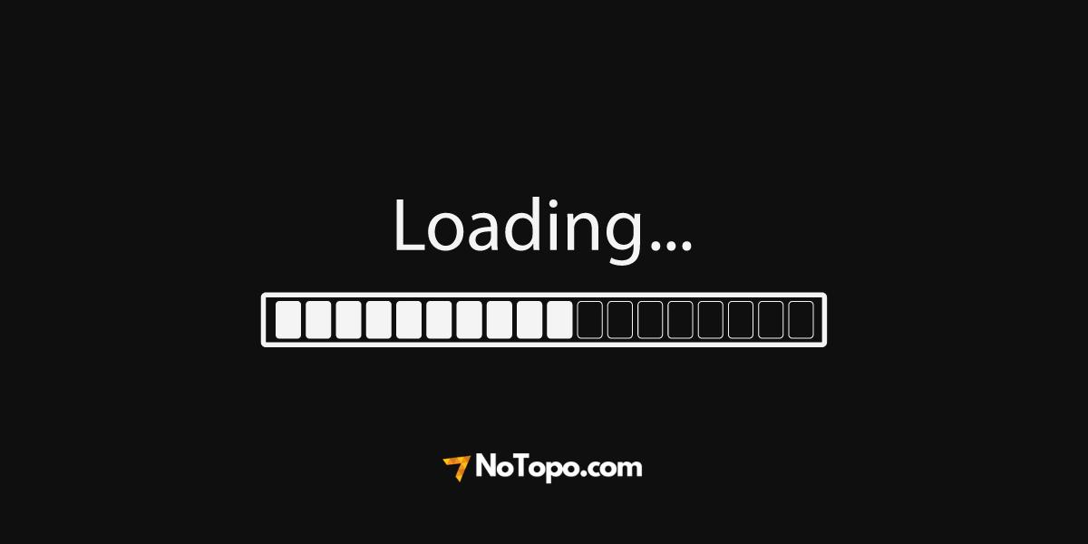 velocidade de carregamento do site
