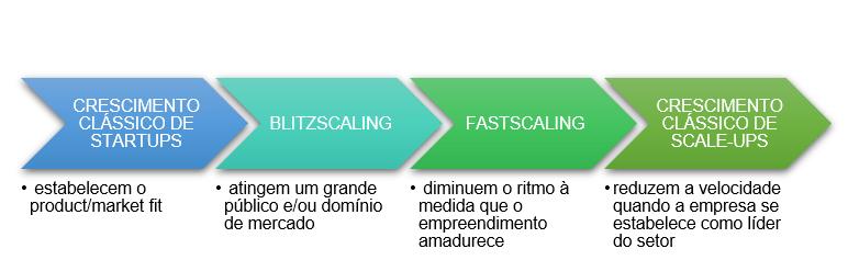 Como funciona a estratégia blitzscaling