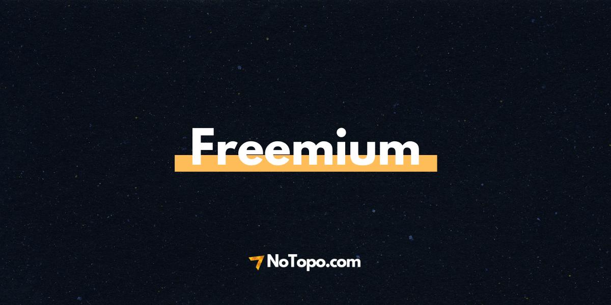 Freemium O que é