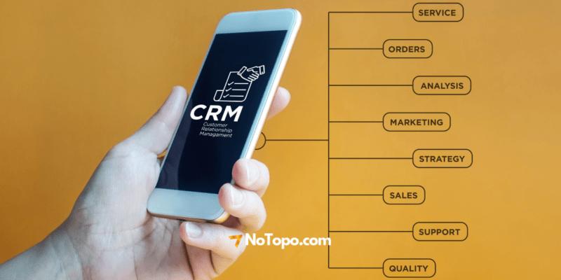 ramper uso integrado com crm e linkedin